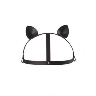 Кошачьи ушки Bijoux Indiscrets MAZE - Cat Ears Headpiece Black