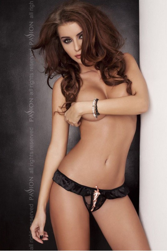 SALLY THONG black - Passion Размер S/M
