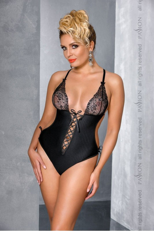 ZOJA BODY black - Passion Размер 4XL/5XL