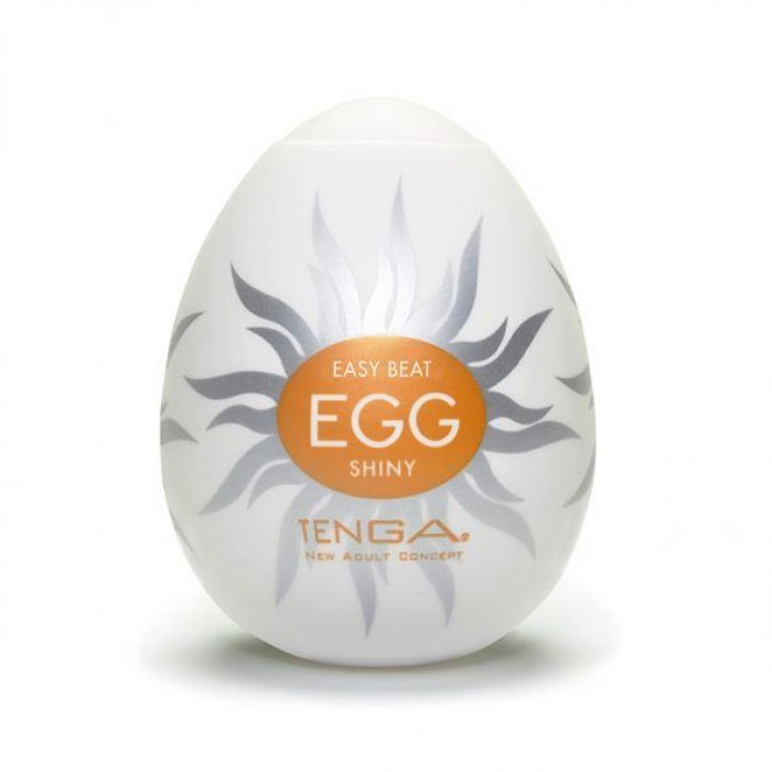Мастурбатор Tenga Egg Shiny (Cолнечный)