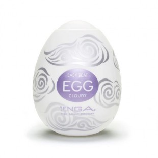 Мастурбатор Tenga Egg Cloudy (Облачный)