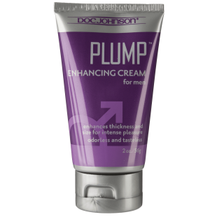 Крем для увеличения члена Doc Johnson Plump - Enhancing Cream For Men (56 грамм)
