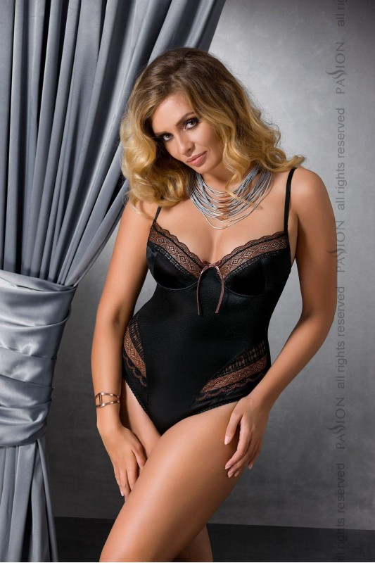 EVANE BODY black  - Passion Размер 4XL/5XL
