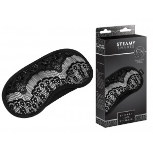 Маска - STEAMY SHADES Eyelash Lace Eyemask