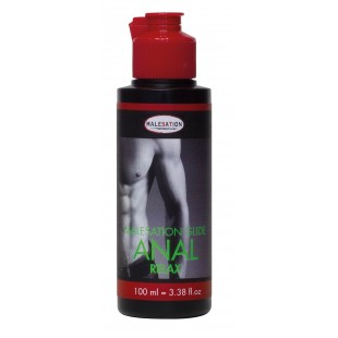 MALESATION Anal Relax Lubricant (water based) 100 ml