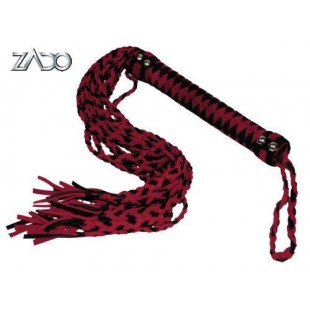 Плетка - 2040077 Leder Peitsche, red