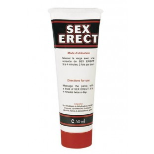 SEX ERECT Penis Cream