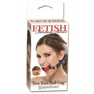 Кляп - Fetish Fantasy Series Two Tone Ball Gag