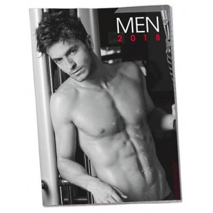 Календарь - PIN UP soft 2018 GR Kalender Men