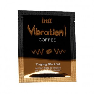 Пробник жидкого вибратора Intt Vibration Coffee (5 мл)