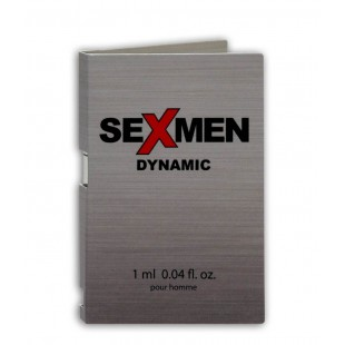Пробник Aurora Sexmen Dynamic for men, 1 ml
