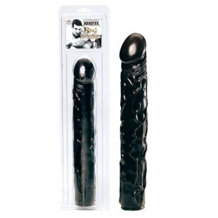 "Плаг Big Bonanza: 13"" Black Butt Plug"
