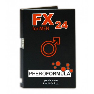 Пробник Aurora FX24 for men, 1 ml
